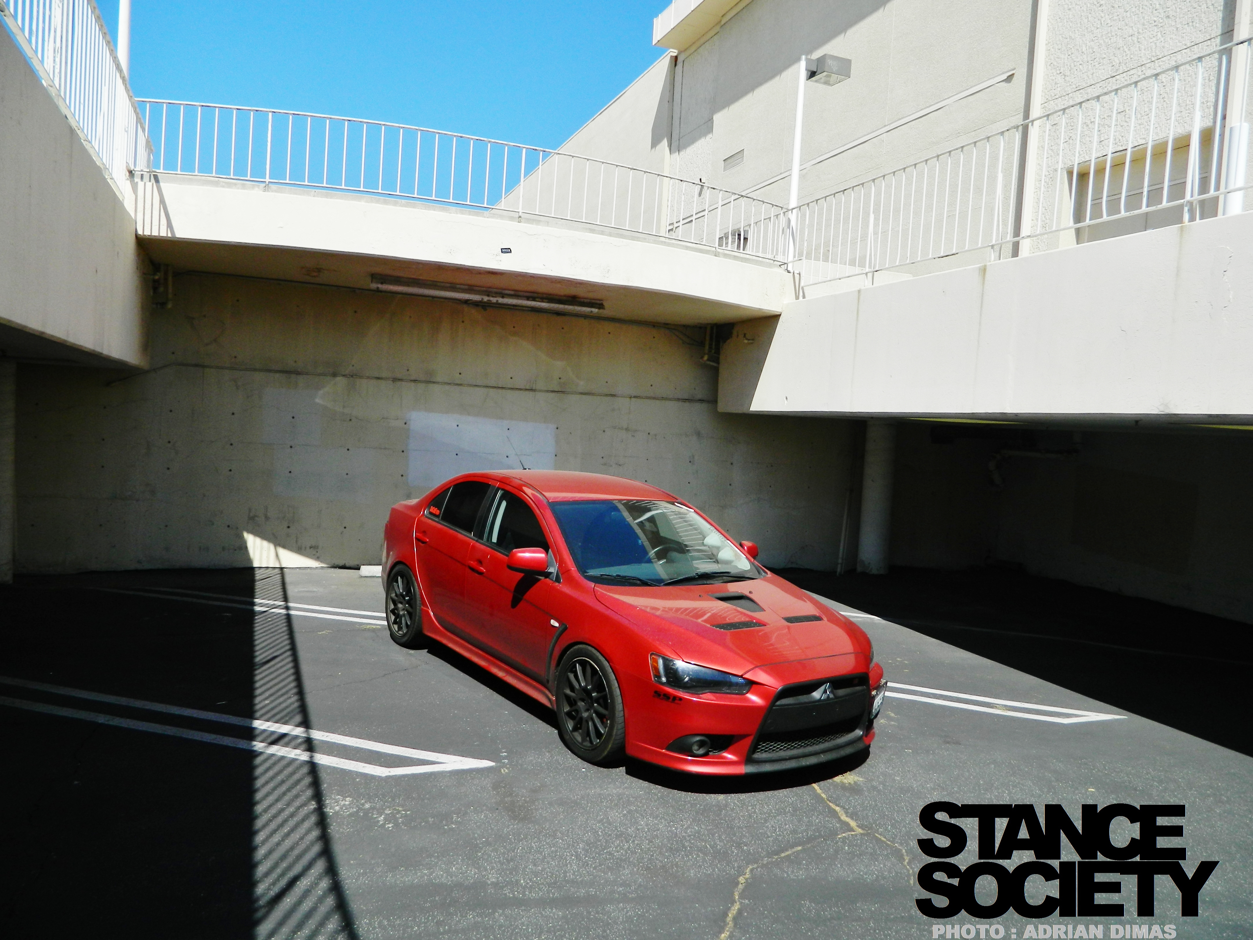 southern caifornia s own mitsubishi ralliart stance society